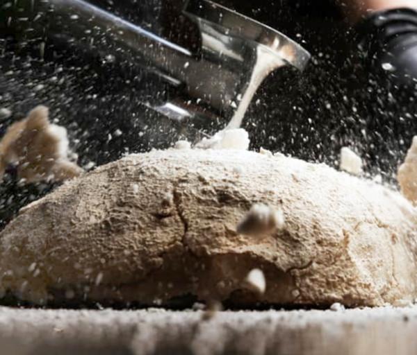 Խոզի չալաղաջ աղի մեջ Քամանչա Ռեստորան