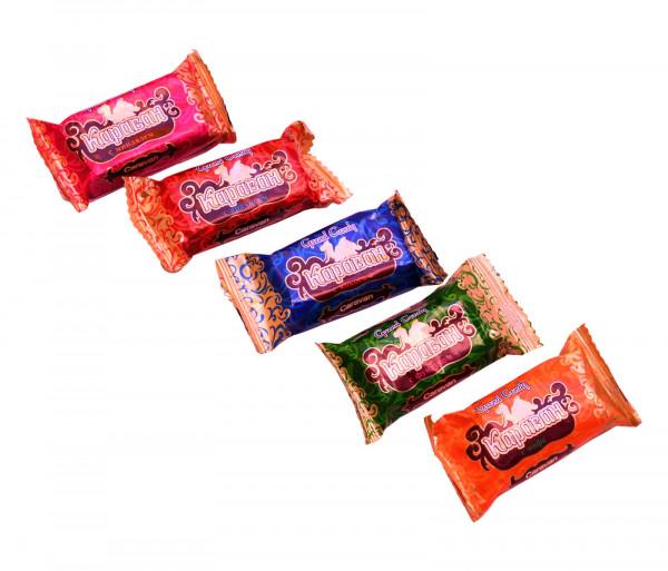 Պրալինե միջուկով կոնֆետներ «Քարավան» Grand Candy