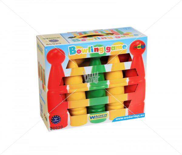 Խաղային հավաքածու «Բոուլինգ» Wader