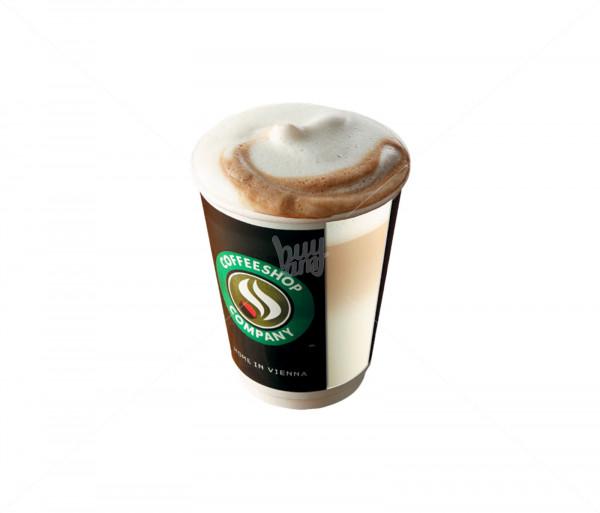 Սուրճ «Caffe Latte» (փոքր) COFFEESHOP COMPANY