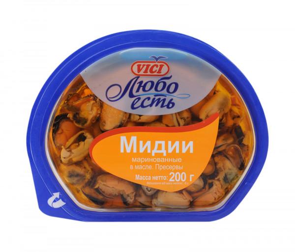 Վիչի Միդիա Յուղի Մեջ 200գ