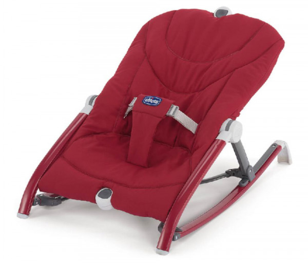 Pocket Relax Baby Bouncer Red 405679CH
