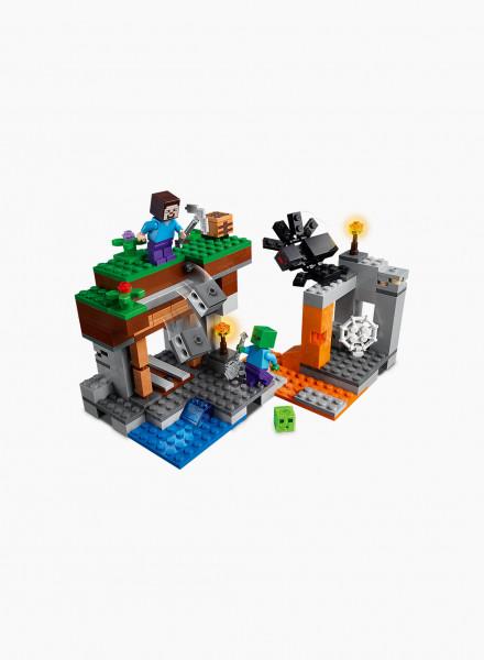 Կառուցողական խաղ Minecraft «Լքված հանք»