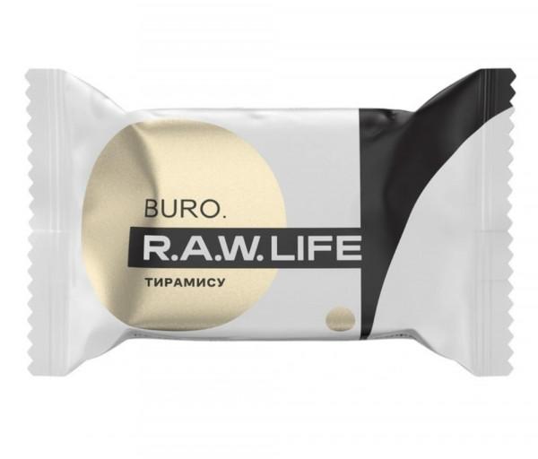 R.A.W. Life Tiramisu Buro 18g