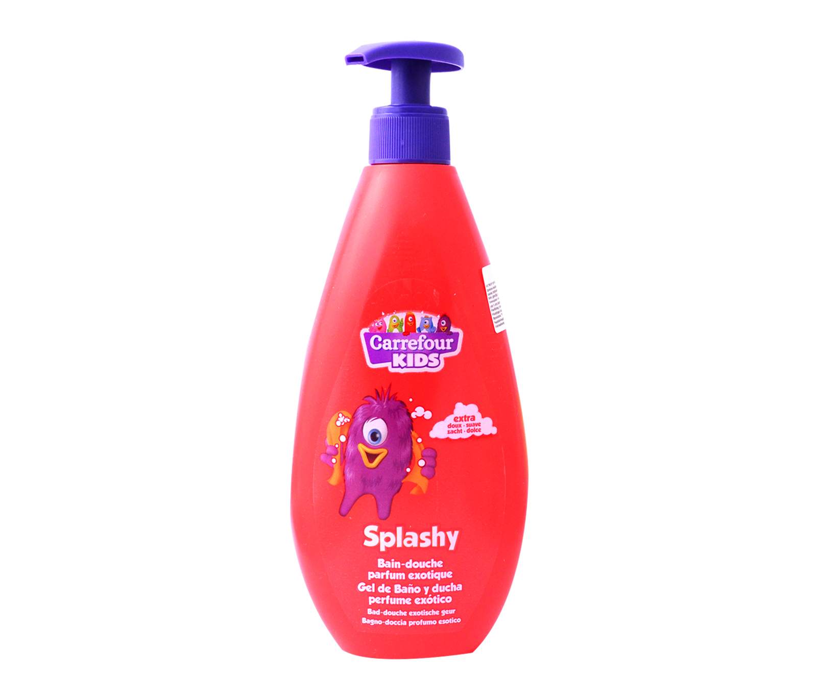 Carrefour Bano.Carrefour Kids Shower Gel Exotic 500ml Bath Accessories