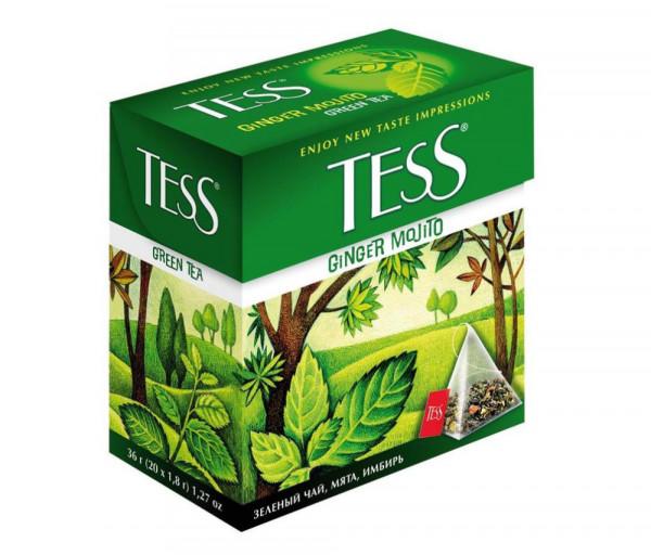 Տեսս Կանաչ թեյ Մոխիտո 20x1.8գ