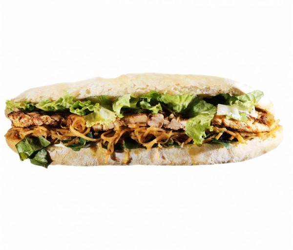 Հավի սթեյք սենդվիչ (փոքր) Աչաջուր