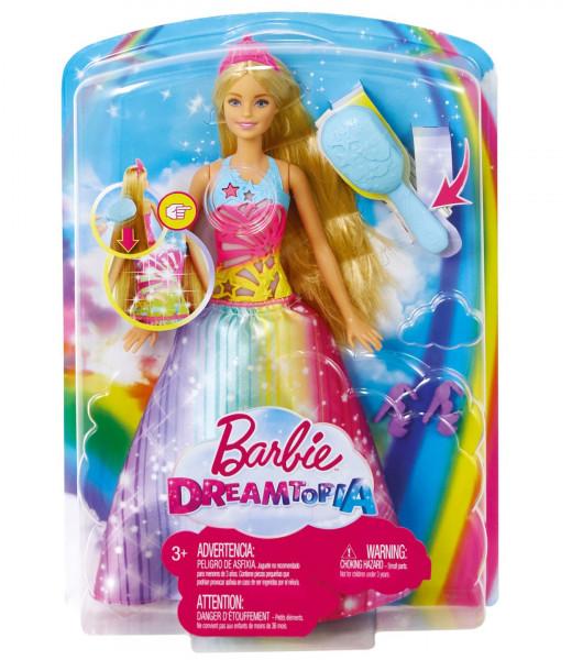 Արքայադուստր տիկնիկներ Barbie Dreamtopia