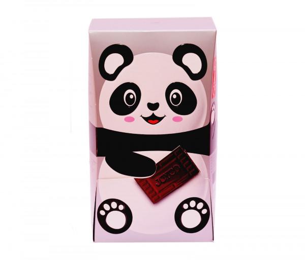 Կաթնային շոկոլադով դրաժե «Պանդա» 1կգ Grand Candy