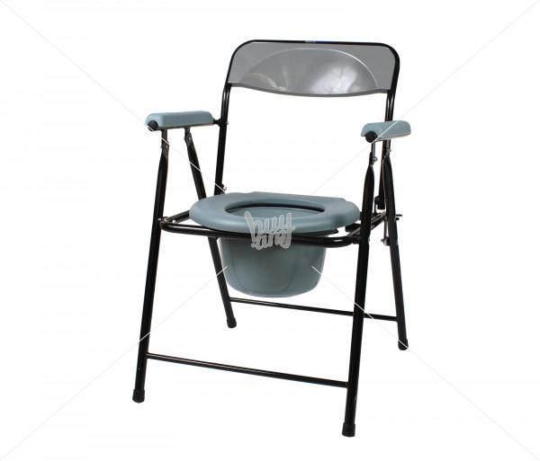 Աթոռ սանիտարական հարմարանքով (չկարգավորվող բարձրությամբ, ծալվող) «WC eFix» Valentine