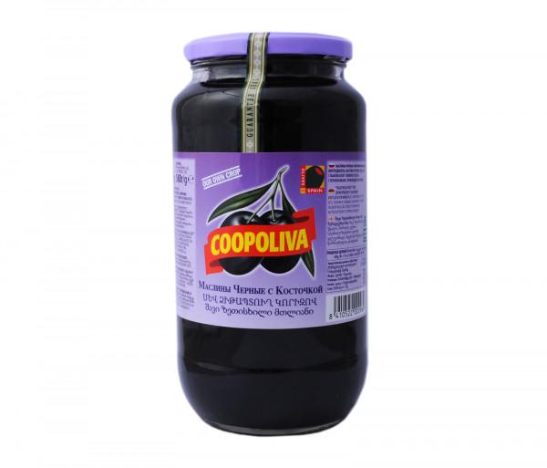 Կոպոլիվա Սև Ձիթապտուղ 935գ