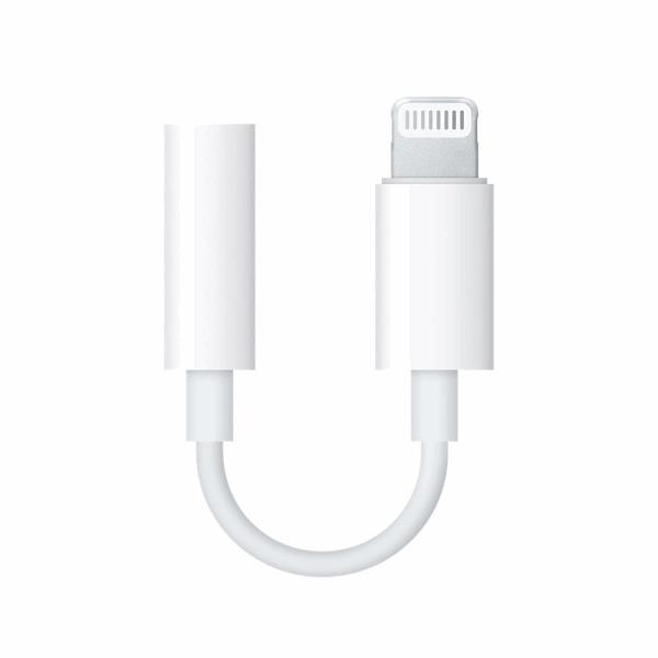 Հաղորդալար Apple 3.5 mm Headphone Jack Adapter (MMX62ZM/A)