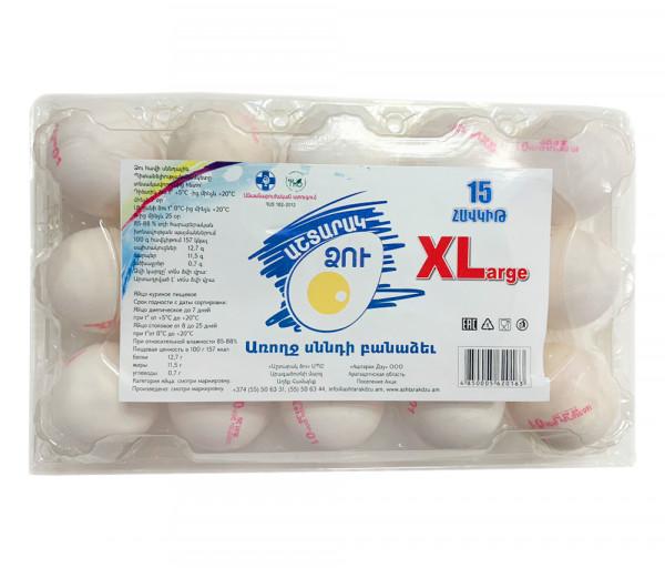 Աշտարակ Ձու XL x15