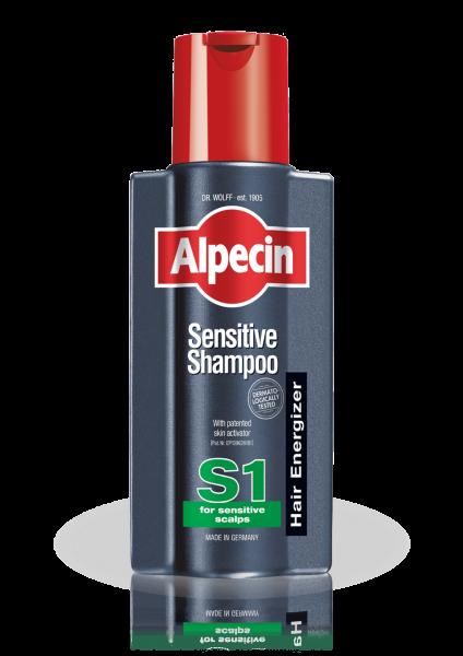 Alpecin Sensitive թեփի դեմ