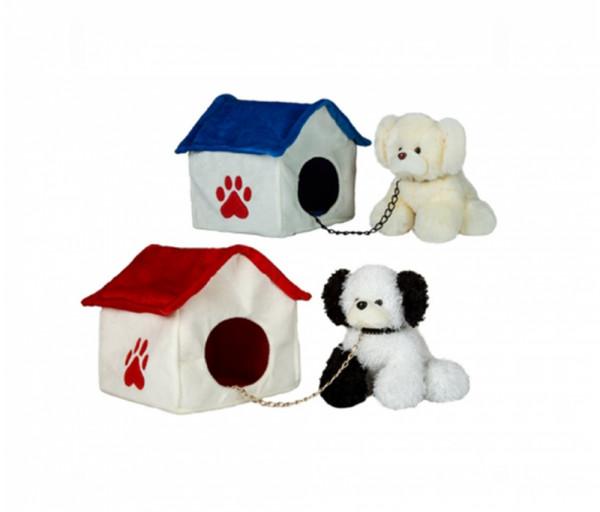 Խաղալիք շուն (տնակով) Mankan Toys