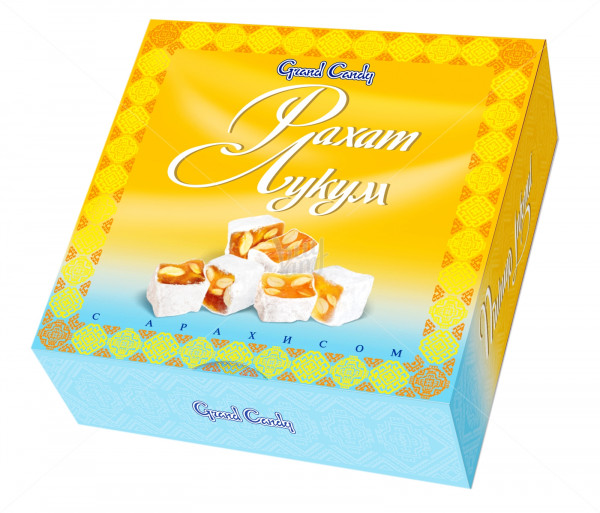 Ռահաթ-Լոխում «Գետնանուշով» Grand Candy