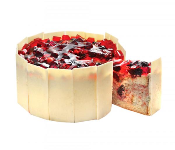 Տորթ «Մրգային այգի» (մեծ) Dan Dessert
