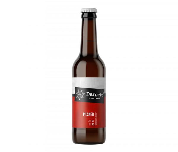 Գարեջուր «Dargett Pilsner» 0.33լ
