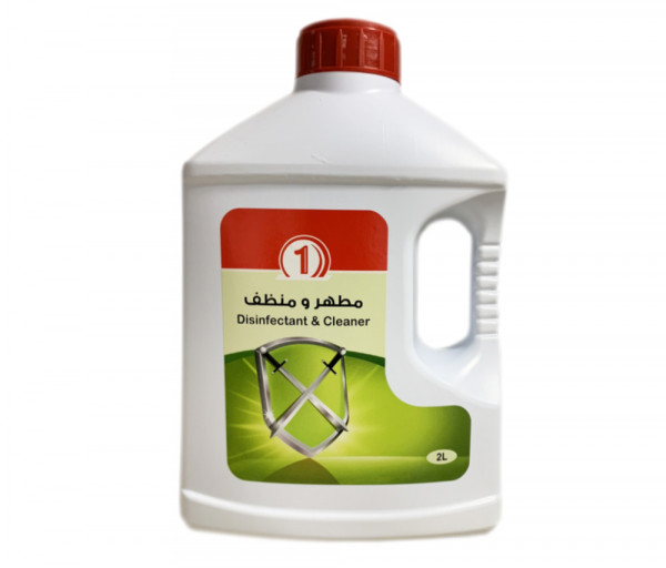 N1 Disinfectant & Cleaner 2l
