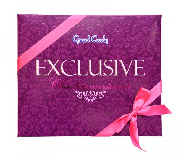 Կոնֆետների ընտրանի «Էքսկլյուզիվ» 200գ Grand Candy