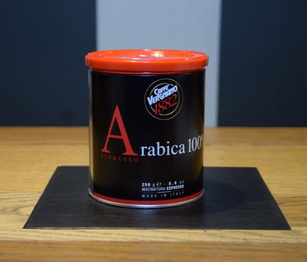 Աղացած սուրճ «Arabica 100%» 250գ Վերնիանո 1882