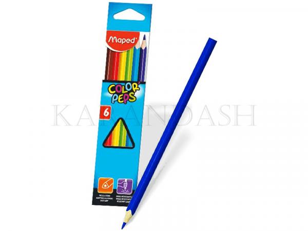 Մատիտներ գունավոր Maped Color peps FR83200204