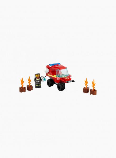 Կառուցողական խաղ City «Հրշեջ մեքենա»
