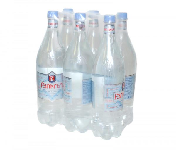 Բյուրեղ Աղբյուրի ջուր 1.5լx6