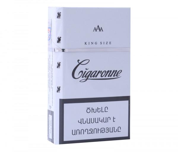 Սիգարոն Քինգ Սայզ Սպիտակ