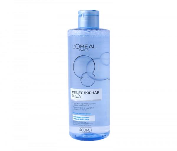 Լորեալ Միցելյար ջուր Նորմալ մաշկի համար 400մլ