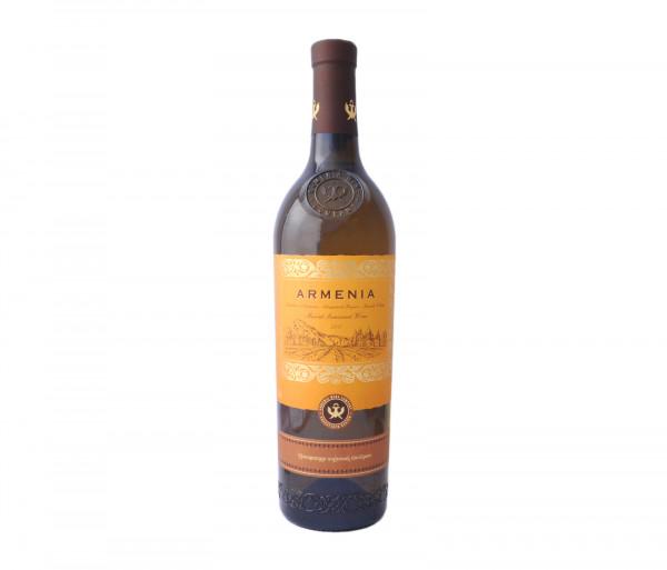 Արմենիա Վայն Մուսկատ Սպիտակ կիսաքաղցր գինի 0.75լ