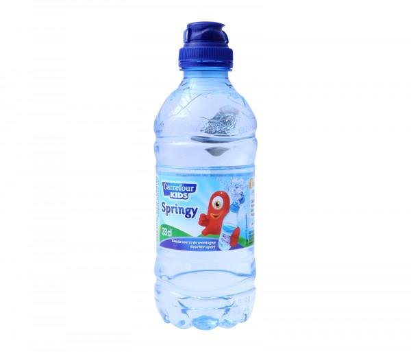 Քարֆուր Մանկական աղբյուրի ջուր 0.33լ
