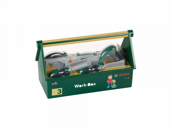 Klein Գործիքների Արկղ՝ Bosch Գործիքներով