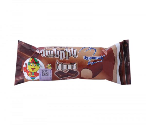 Յոյո Ջնարակապատ Պանրիկ Շոկոլադային 40գ