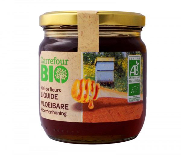 Carrefour Honey 500g