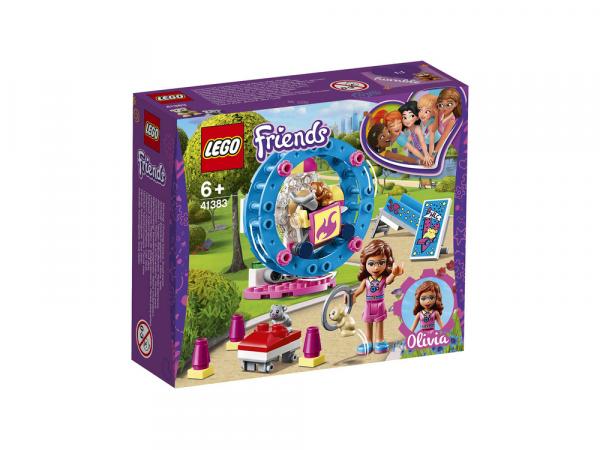 Lego Friends Կառուցողական Խաղ «Խաղահրապարակ՝ Օլիվիայի գերմանամկան համար»