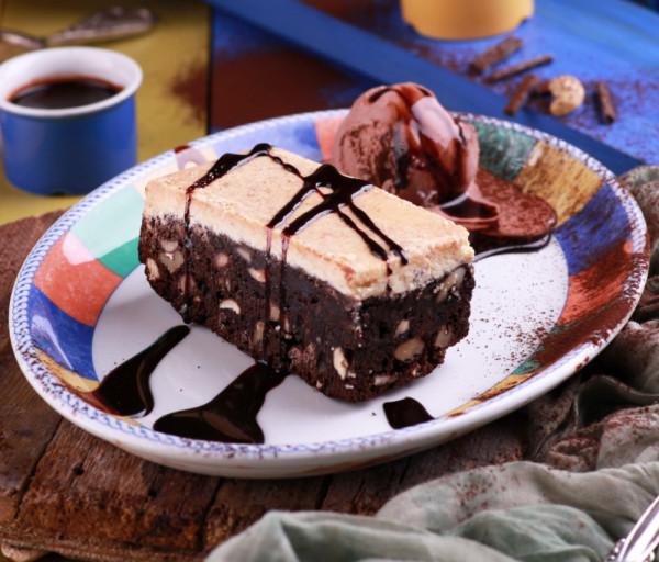 Շոկոլադե բրաունի Կակտուս