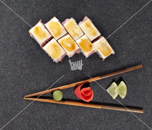 Բեկոն ռոլլ AKO Sushi