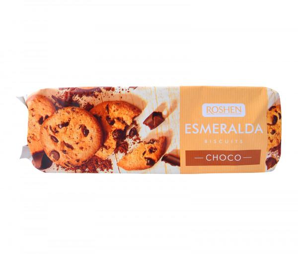 Ռոշեն Շոկոլադե թխվածքաբլիթներ Էսմերալդա 150գ