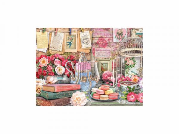 Schleich Կենդանու արձանիկ «Ձյունե հովազ»