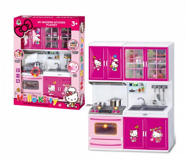 Ժամանակակից խոհանոց «Hello Kitty» Mankan Toys