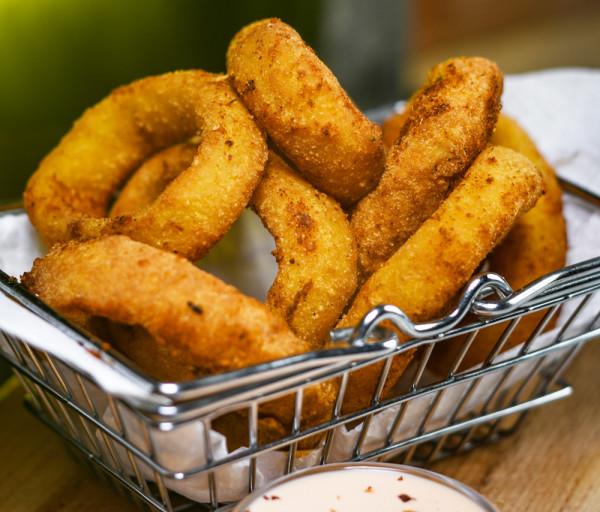 Սոխի օղակներ EVN Diner