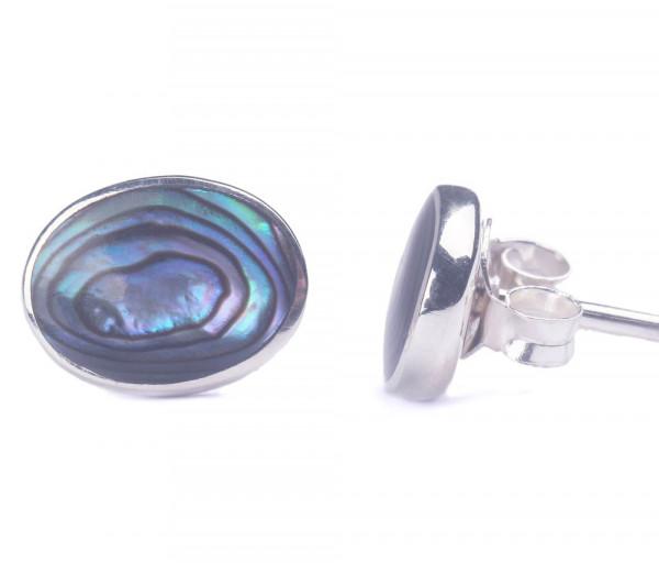 Silver earrings SE255A