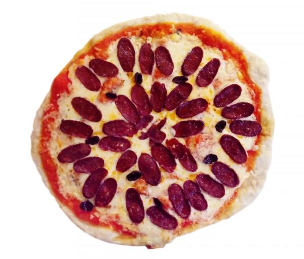 Պիցցա սուջուխով (փոքր) Պիցցա Է Վինո