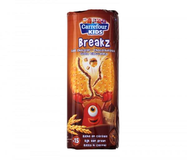 Քարֆուր Թխվածքաբլիթ շոկոլադե միջուկով 300գ