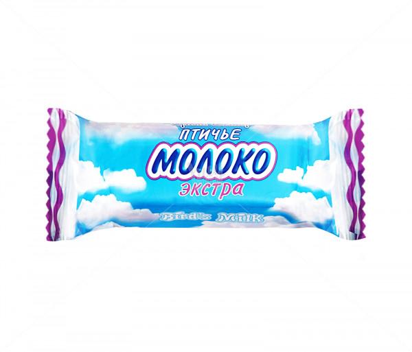 Հարած կոնֆետներ «Թռչնի կաթ Էքստրա» Grand Candy