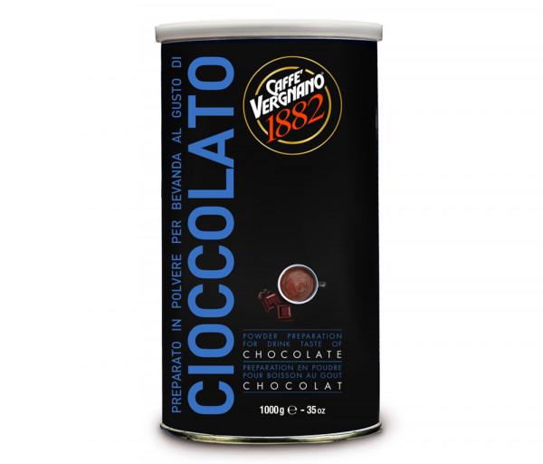 Տաք շոկոլադի փոշի 1կգ Caffe Vergnano