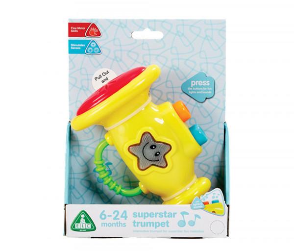 Խաղալիք ձայնային շեփոր, տարիքը՝ 0-24 ամսական 541051EL
