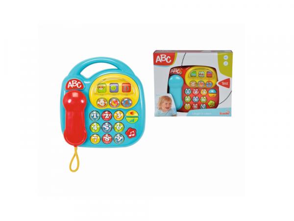 Simba ABC Խաղալիք հեռախոս